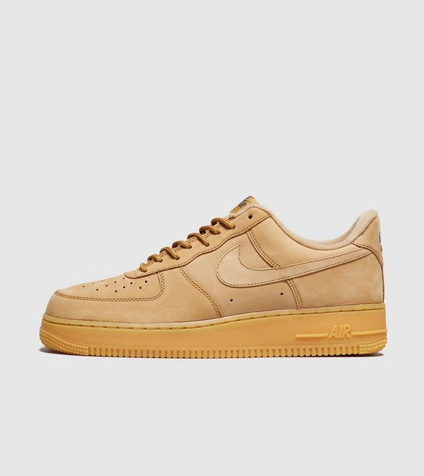 nike air force 1 dames bruin