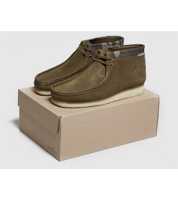 Clarks Originals 'x Carhartt WIP Wallabee Boot | Size?