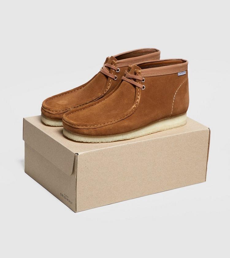 Clarks Originals x Carhartt WIP Wallabee Boot