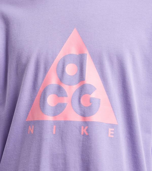 Nike ACG Long Sleeved Logo T-Shirt