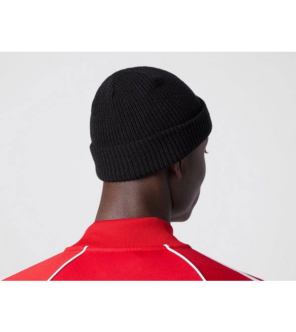 adidas Originals Shorty Beanie | Black | Beanies | EE1163