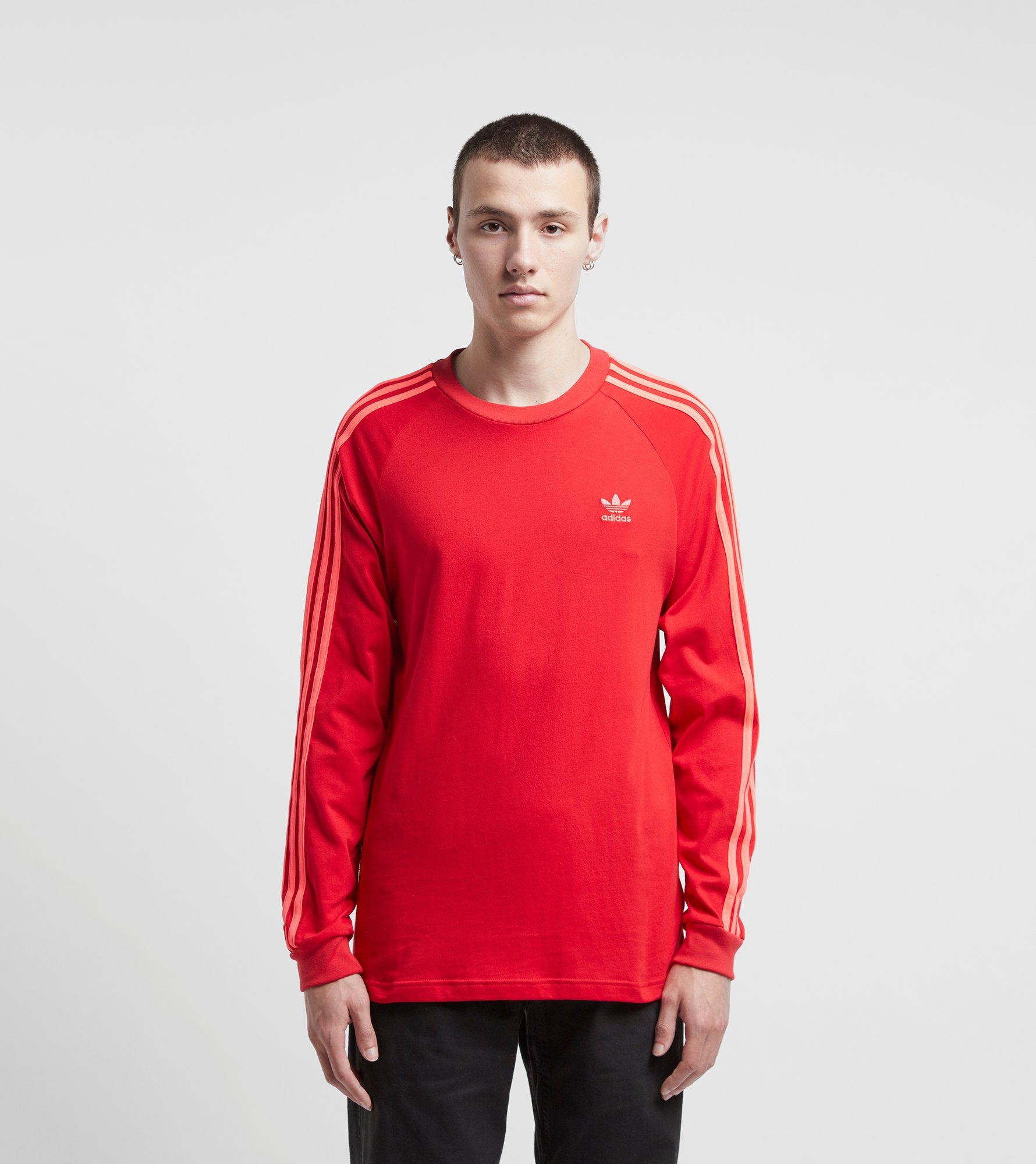 sale uk order get new adidas Originals California Long Sleeve T-Shirt | Size?