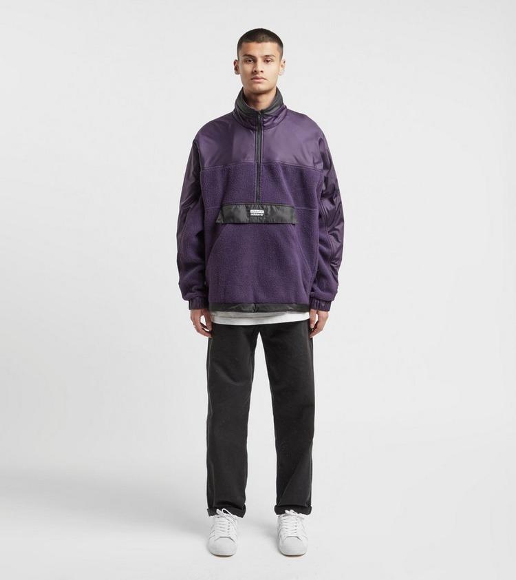adidas Originals R.Y.V Vocal Fleece Track Top