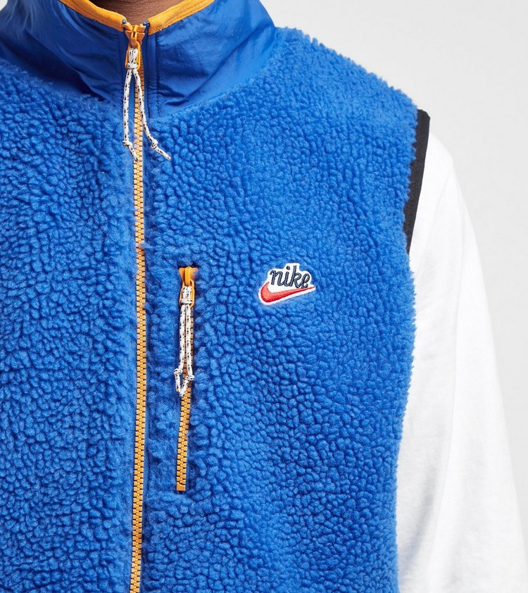 Nike Sherpa Fleece Vest