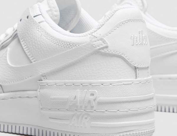 Nike Air Force 1 Shadow Women S This nike air force 1 shadow comes with an iridescent pixelated swoosh. nike