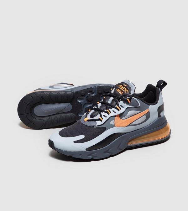 air max 270 react gris orange