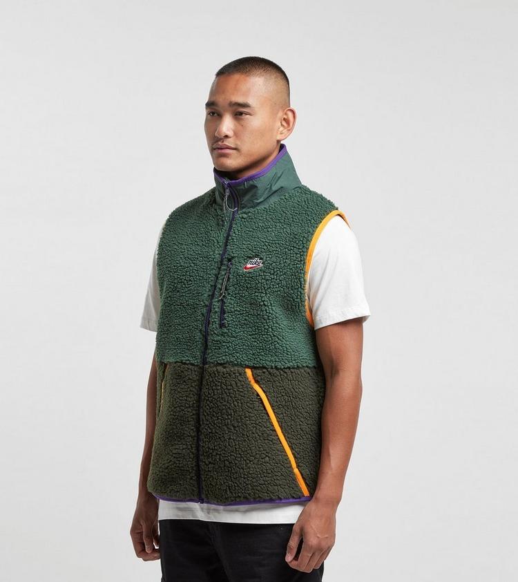 Nike Sherpa Fleece Vest
