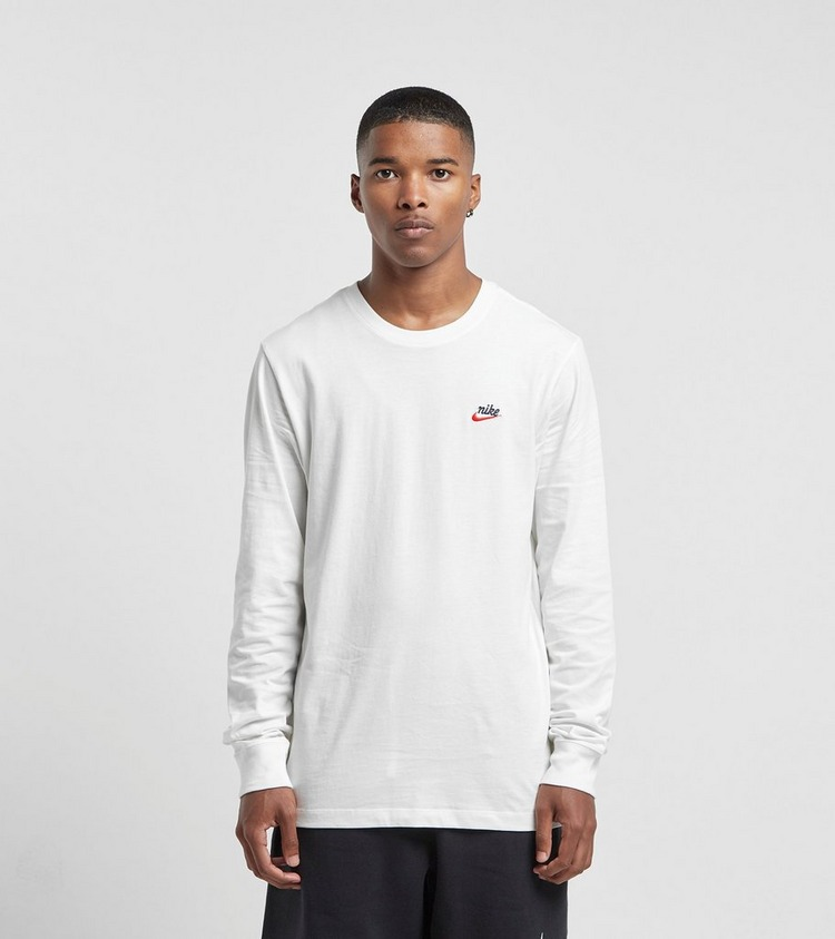Nike Heritage Long Sleeve T-Shirt