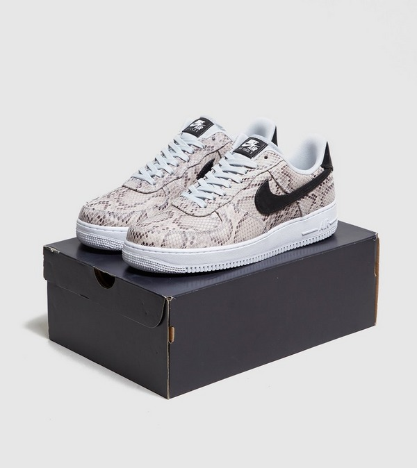 nike air force 1 snakeskin