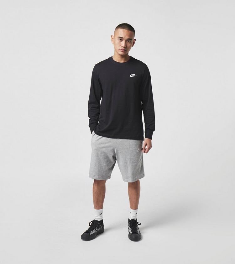 Nike Club Long Sleeve T-Shirt