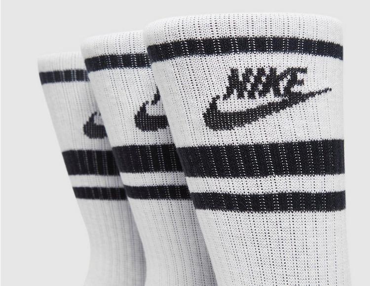 Nike Essential Crew Sokker - 3-pakke