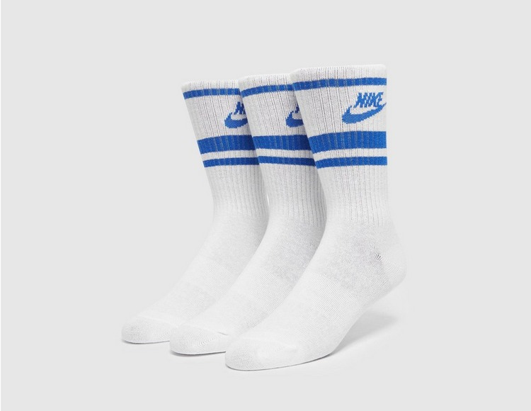 Nike Logo Sokker - 3-pakke