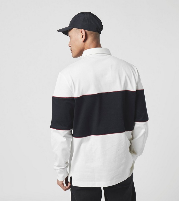 Fred Perry Script Logo Rugby Shirt - size Exclusive?