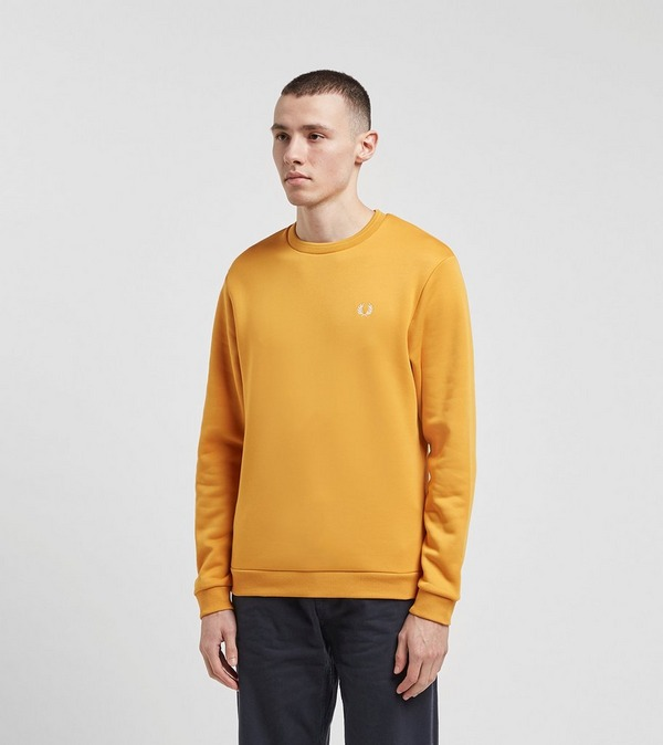 Fred Perry Back Print Sweatshirt