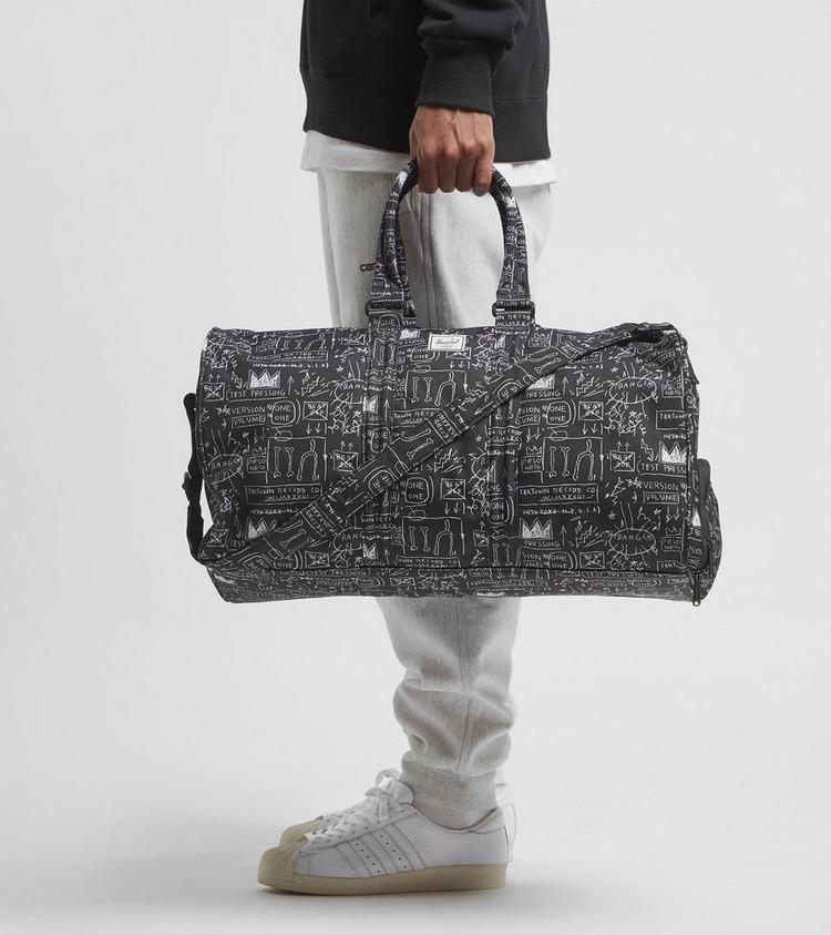 Herschel Supply Co x Jean-Michel Basquiat Novel Duffle Bag