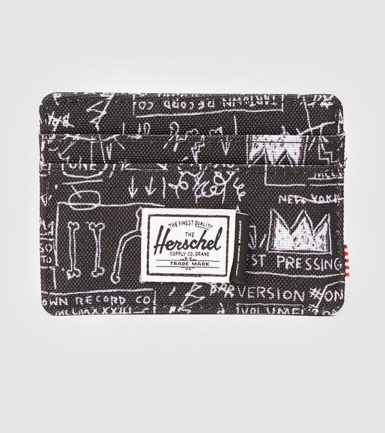 Herschel Supply Co x Jean-Michel Basquiat Charlie Wallet