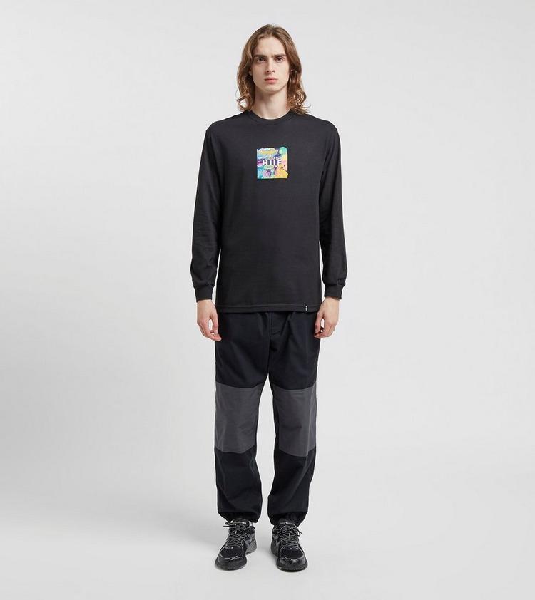 HUF Comis Box Logo Long Sleeve T-Shirt