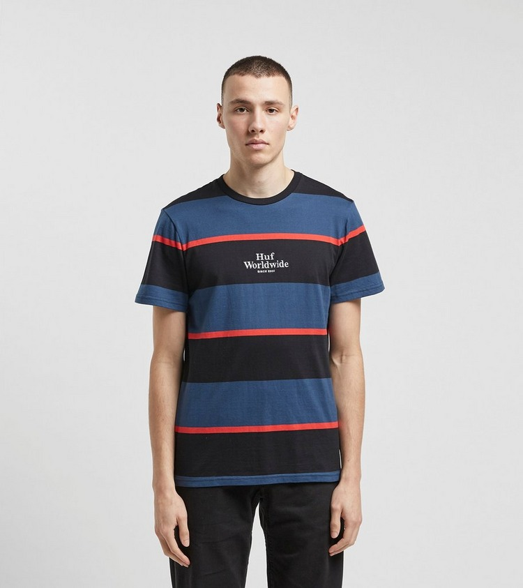 HUF Mazon Stripe T-Shirt