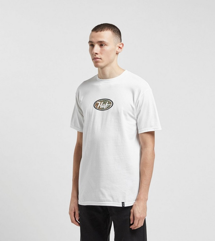HUF Peach Logo T-Shirt -  size Exclusive?