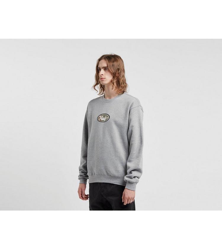 HUF Peach Logo Crew Sweatshirt - size Exclusive?