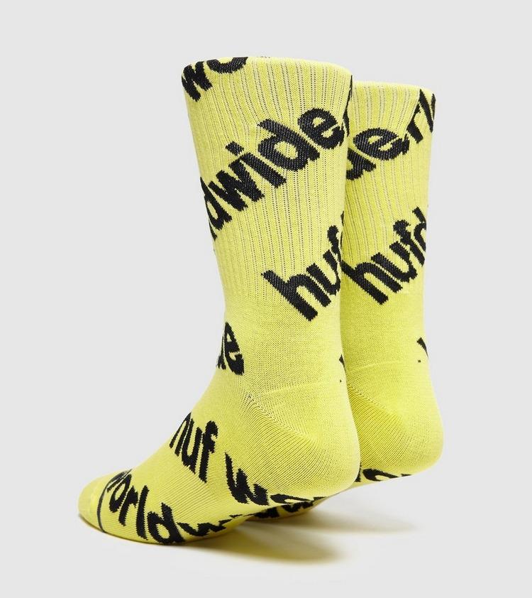 HUF Campaign Socks