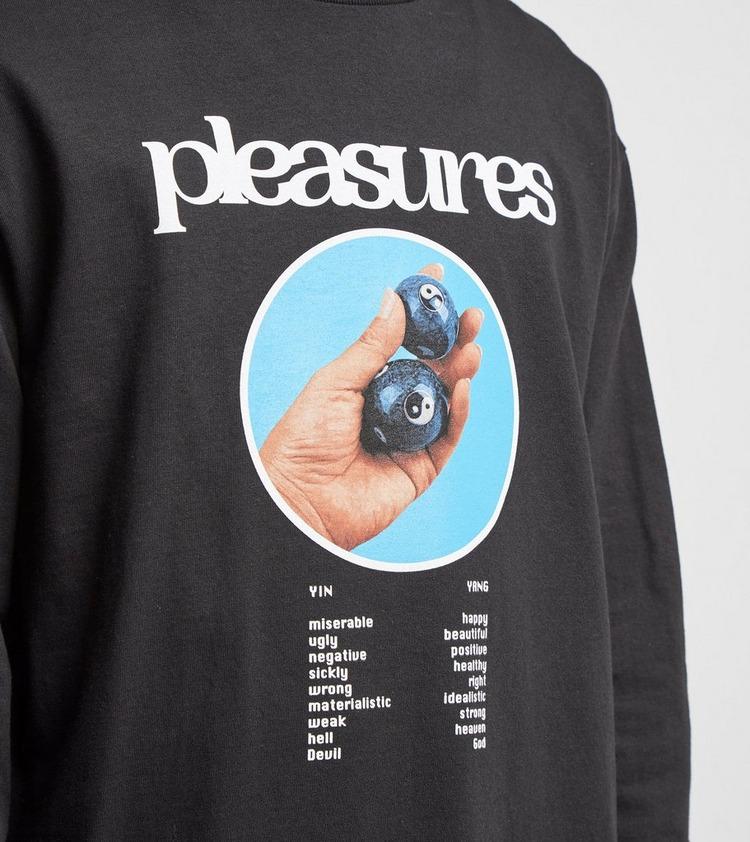 PLEASURES Balls Long Sleeve T-Shirt