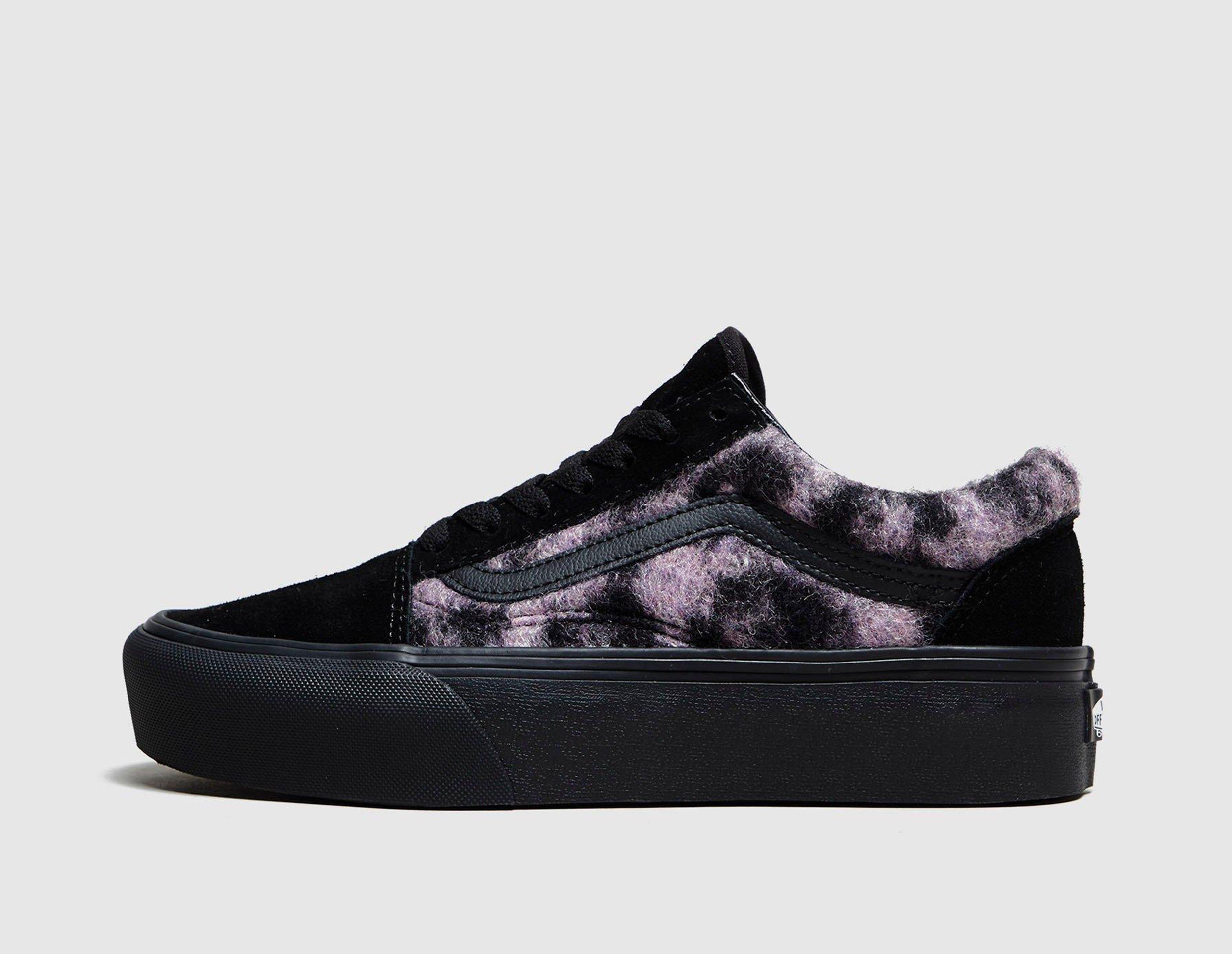 Vans Old Skool Leopard Platform Women's   Size?