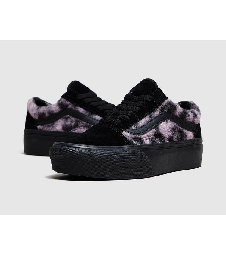Vans Old Skool Leopard Platform Women's