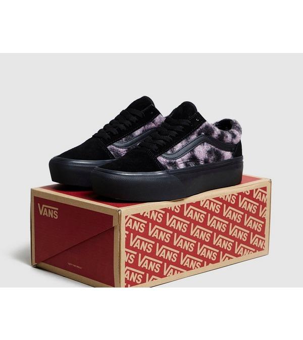 Vans Old Skool Leopard Platform Women's | Size?