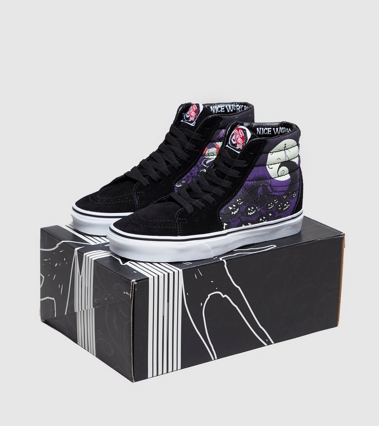 Vans x The Nightmare Before Christmas Sk8-Hi Women's
