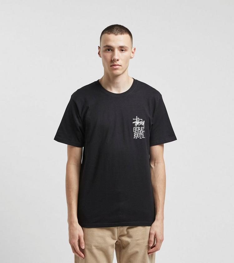 Stussy Global Roots T-Shirt