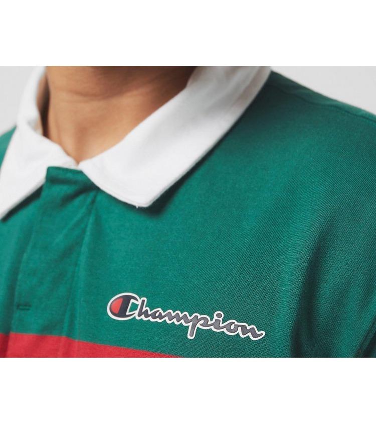Champion Striped Polo