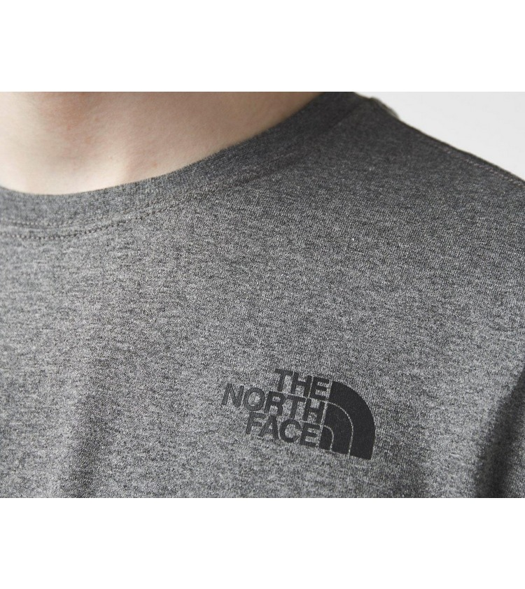 The North Face Redbox Long Sleeve T-Shirt