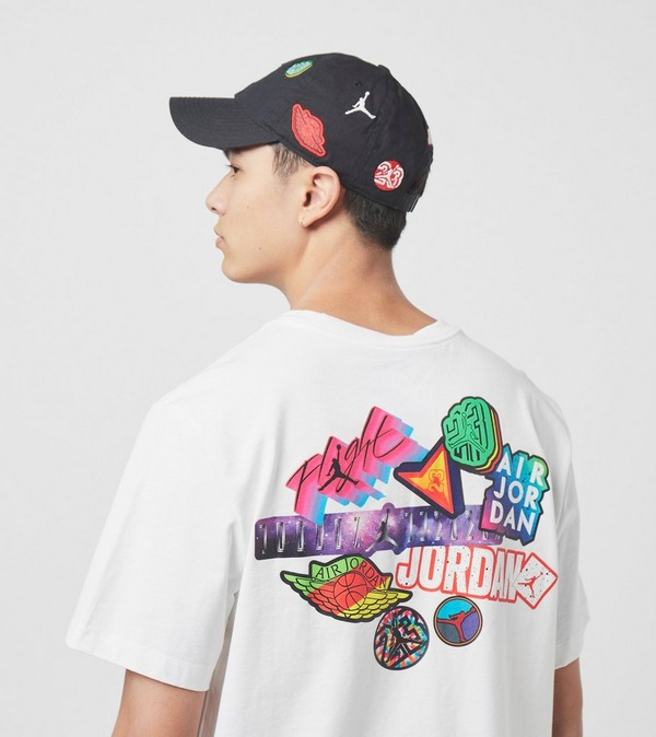 Jordan Jumpman Sticker T Shirt | Size?