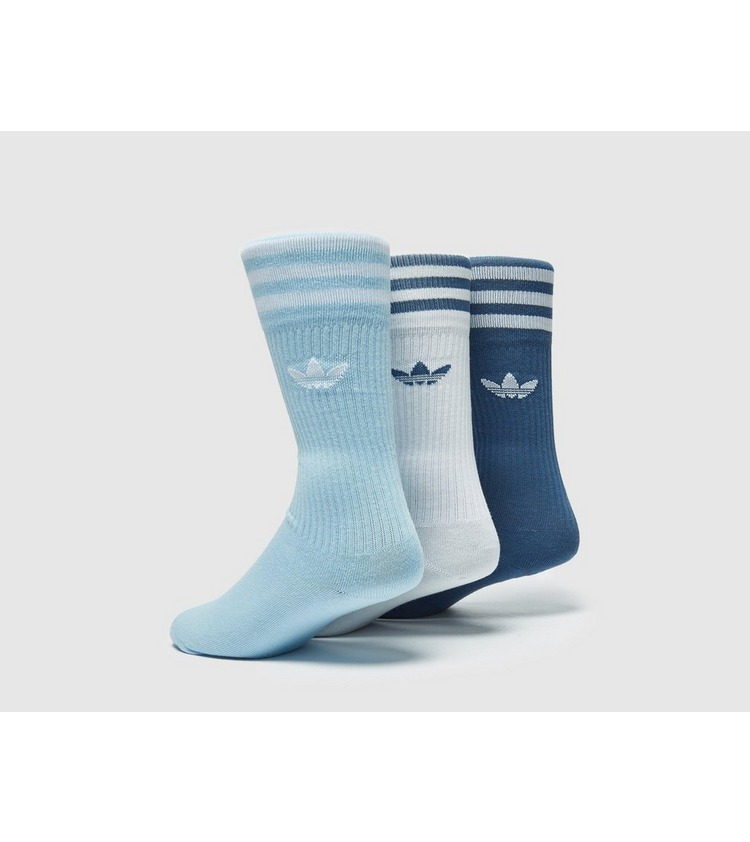 adidas Originals 3 Pack Crew Socks