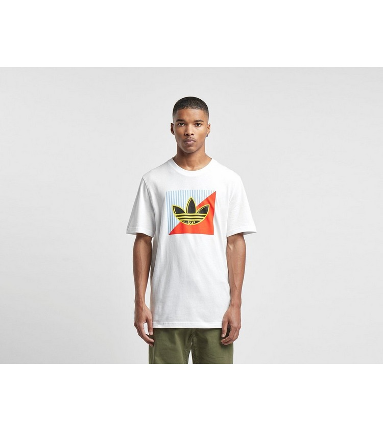 adidas Originals Diagonal Logo T-Shirt