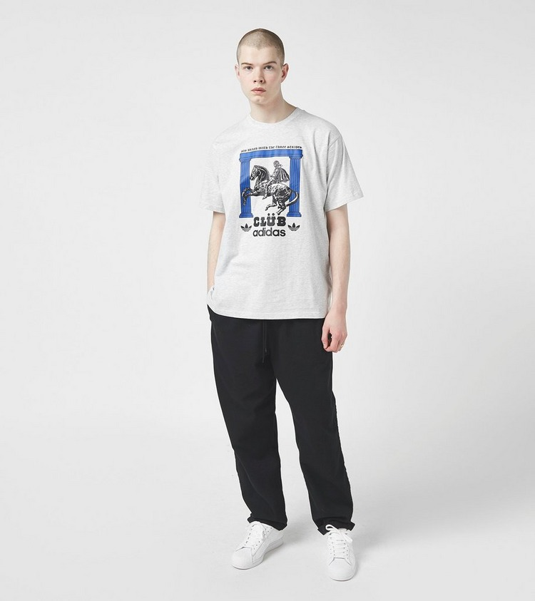 adidas Originals Club Pillars T-Shirt
