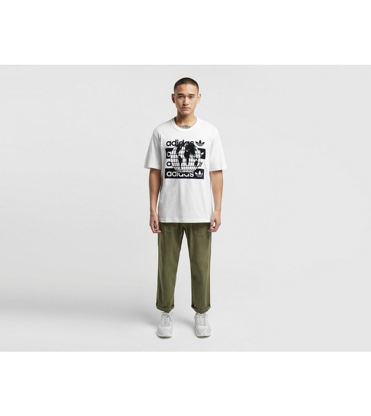 adidas Originals R.Y.V Message T-Shirt