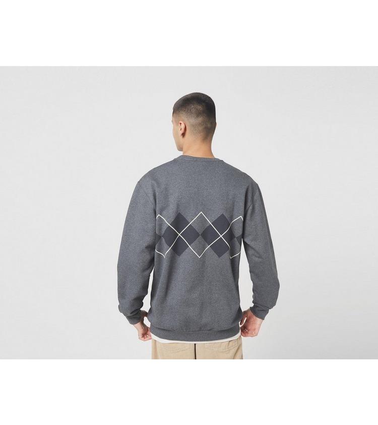 adidas Argyle Crew Sweatshirt