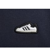adidas Originals Superstar Embroidered Zip Hoodie