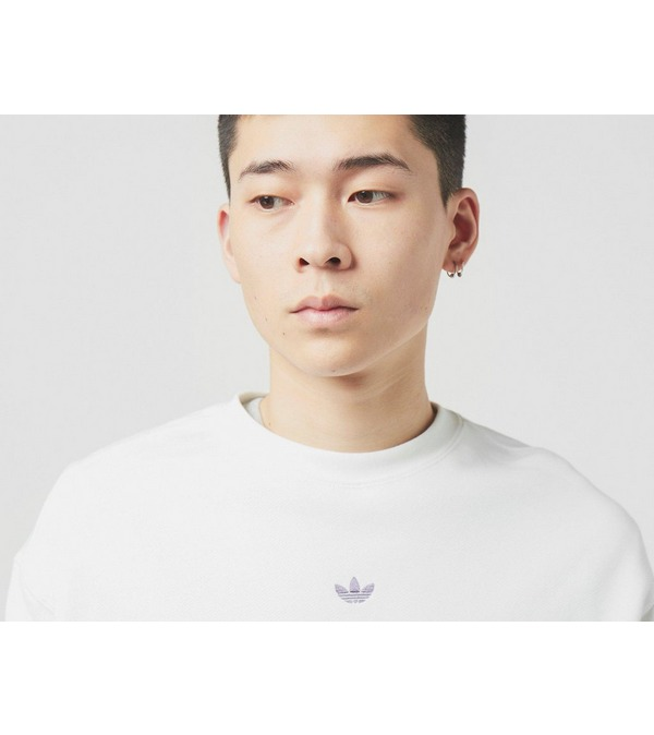 adidas Originals 3 Stripe Wrap Sweatshirt | Size?
