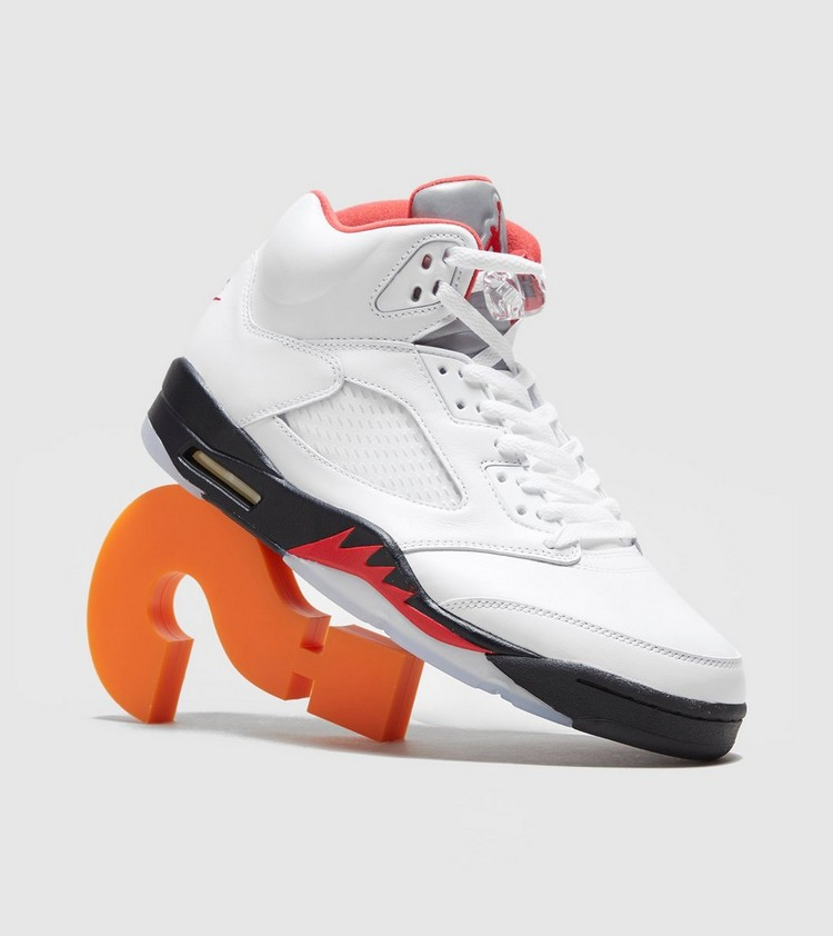 Jordan Air 5 Retro 'Metallic Silver' Junior