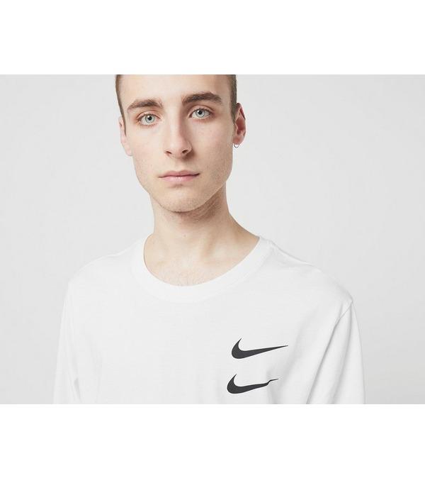 Nike T Shirt Swoosh Manches Longues