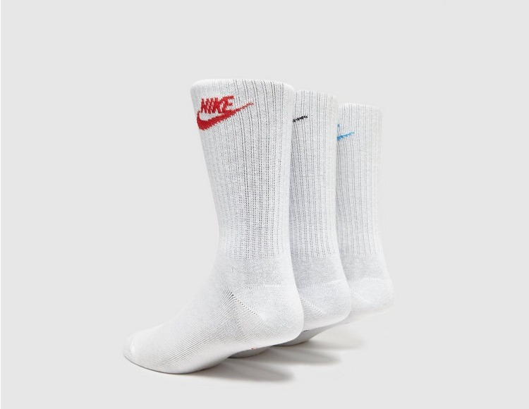Nike 3 paia di calzini Everyday Essential