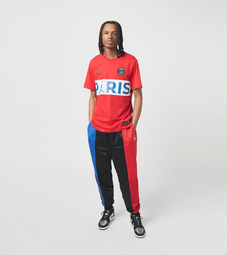 Jordan x PSG Word T-Shirt