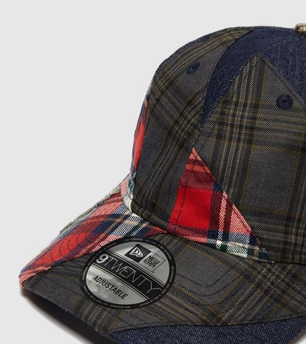New Era 9TWENTY Denim Patch Cap | Size?