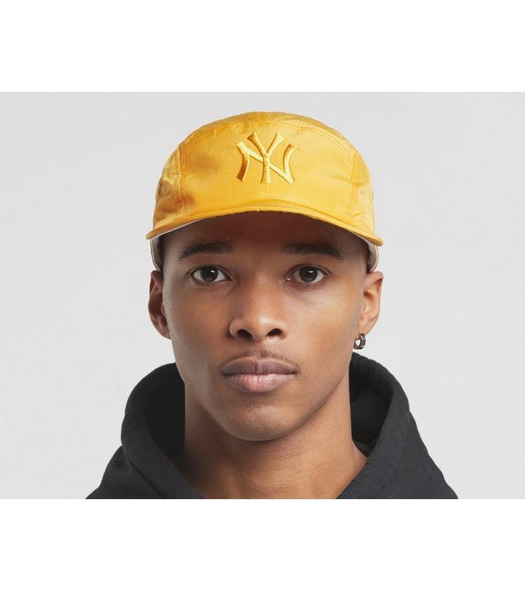 New Era 5 Panel New York Yankees Shell Cap