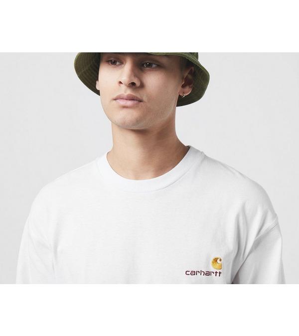 Carhartt WIP Long Sleeve American Script T-Shirt