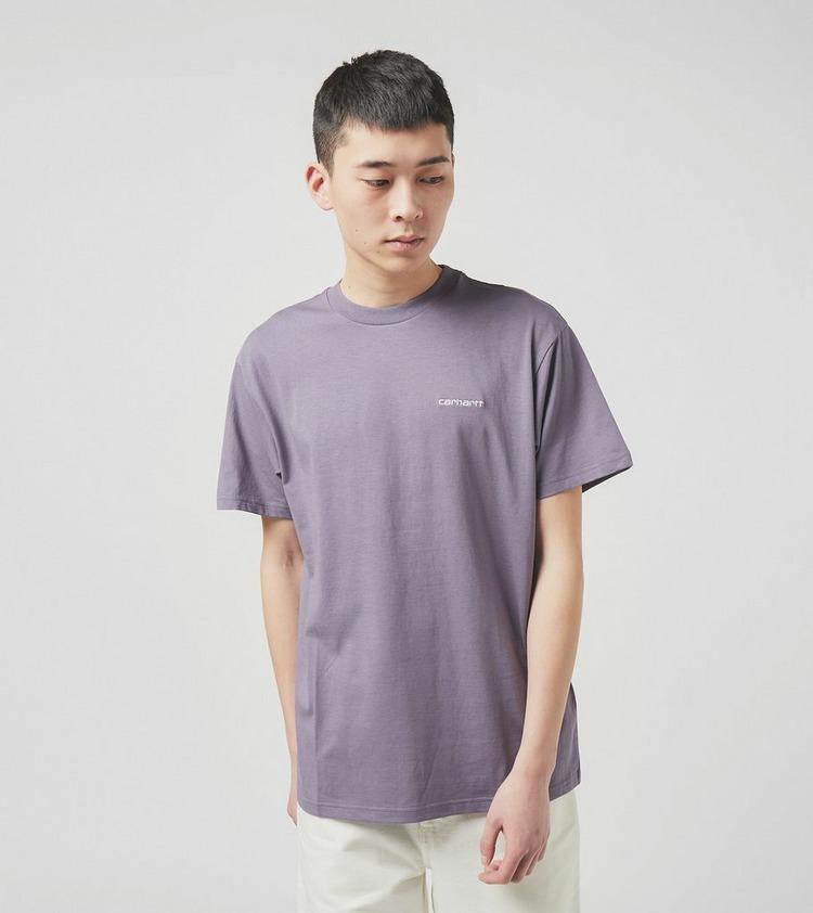 Carhartt WIP Script Embroidered T-Shirt