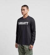 Carhartt WIP College Long Sleeved T-Shirt